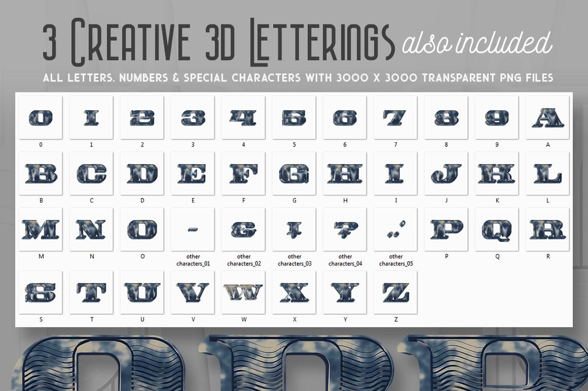 ArtDeco3Dframes16