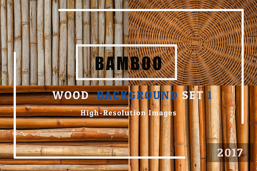 BAMBOO--of-50-Wood-Textures-Background-Set-01