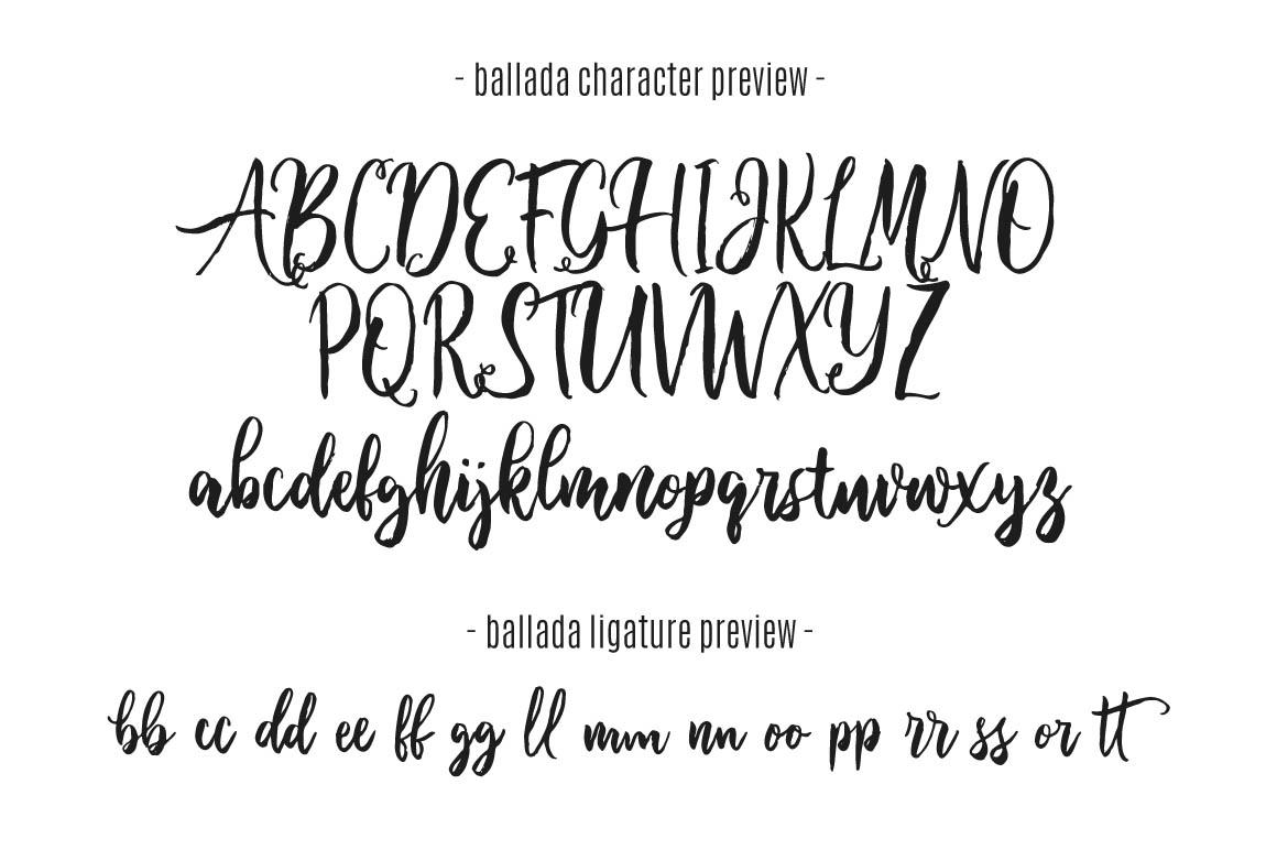 Ballada-free-font-duo-3