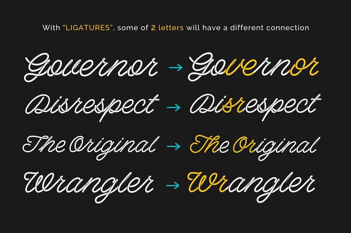 Barista-Script-free-font-4