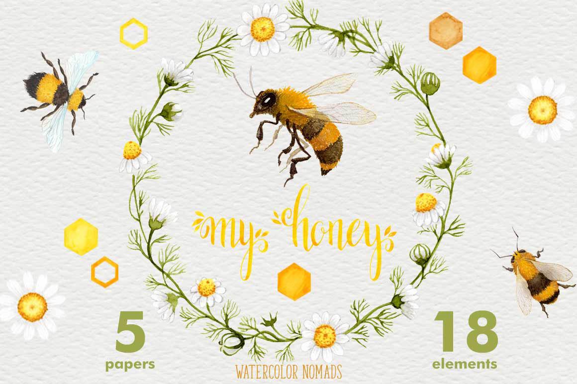 Bee My Honey 1