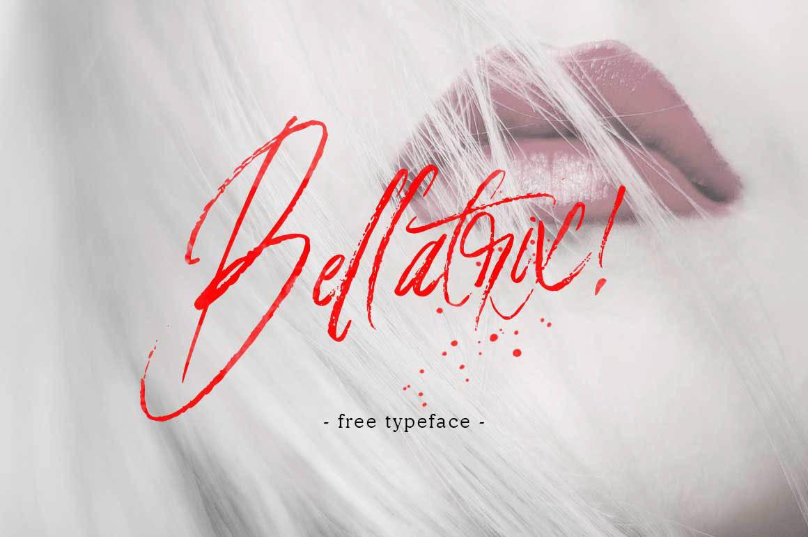 Bellatrix-free-font-1