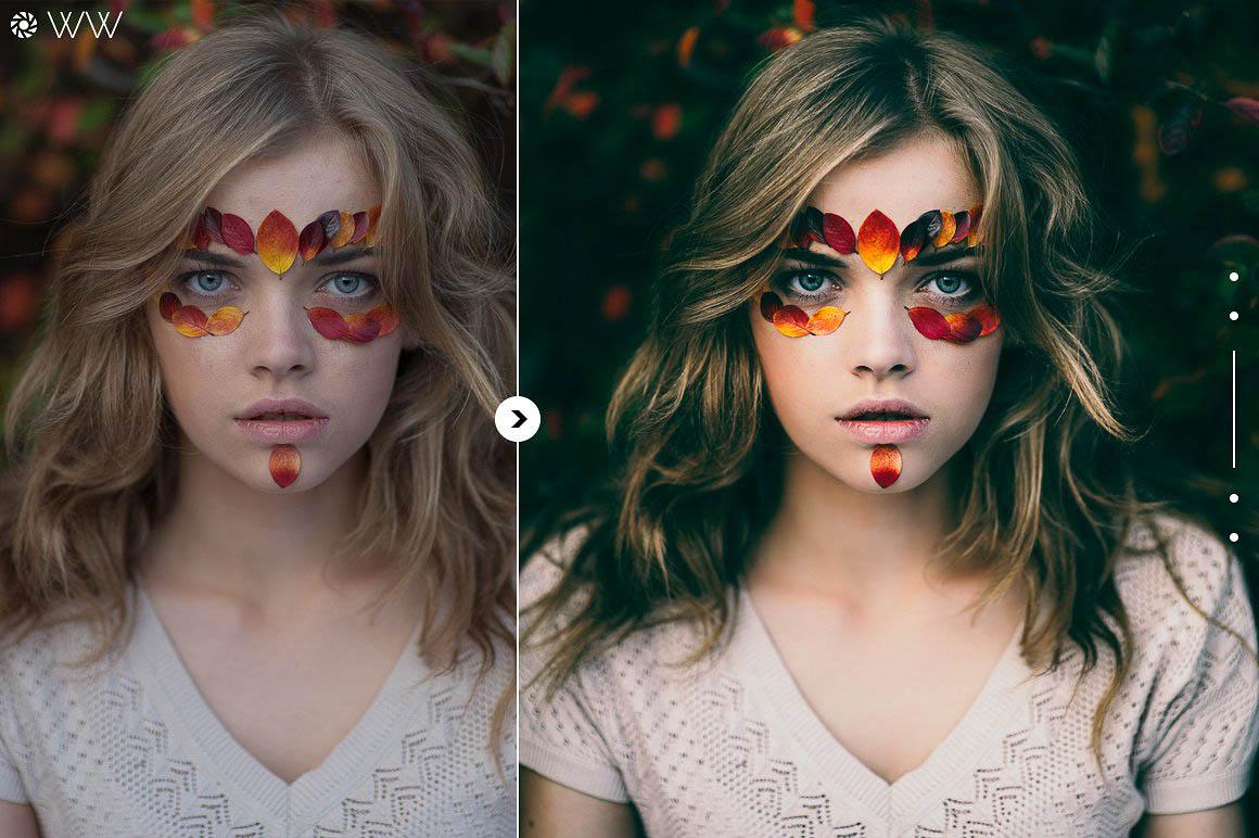 Best Portrait - Lightroom Presets 6