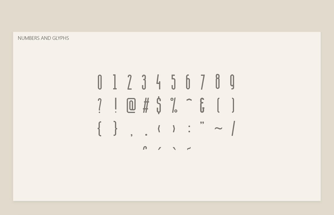 Calama_free_font_4