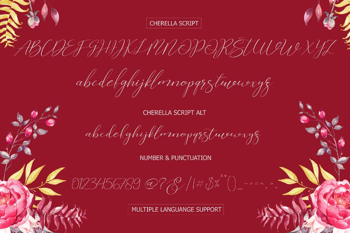 Cherella Script 2