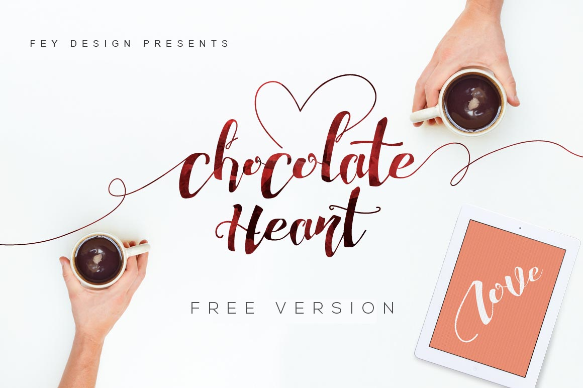 Chocolate Heart Free