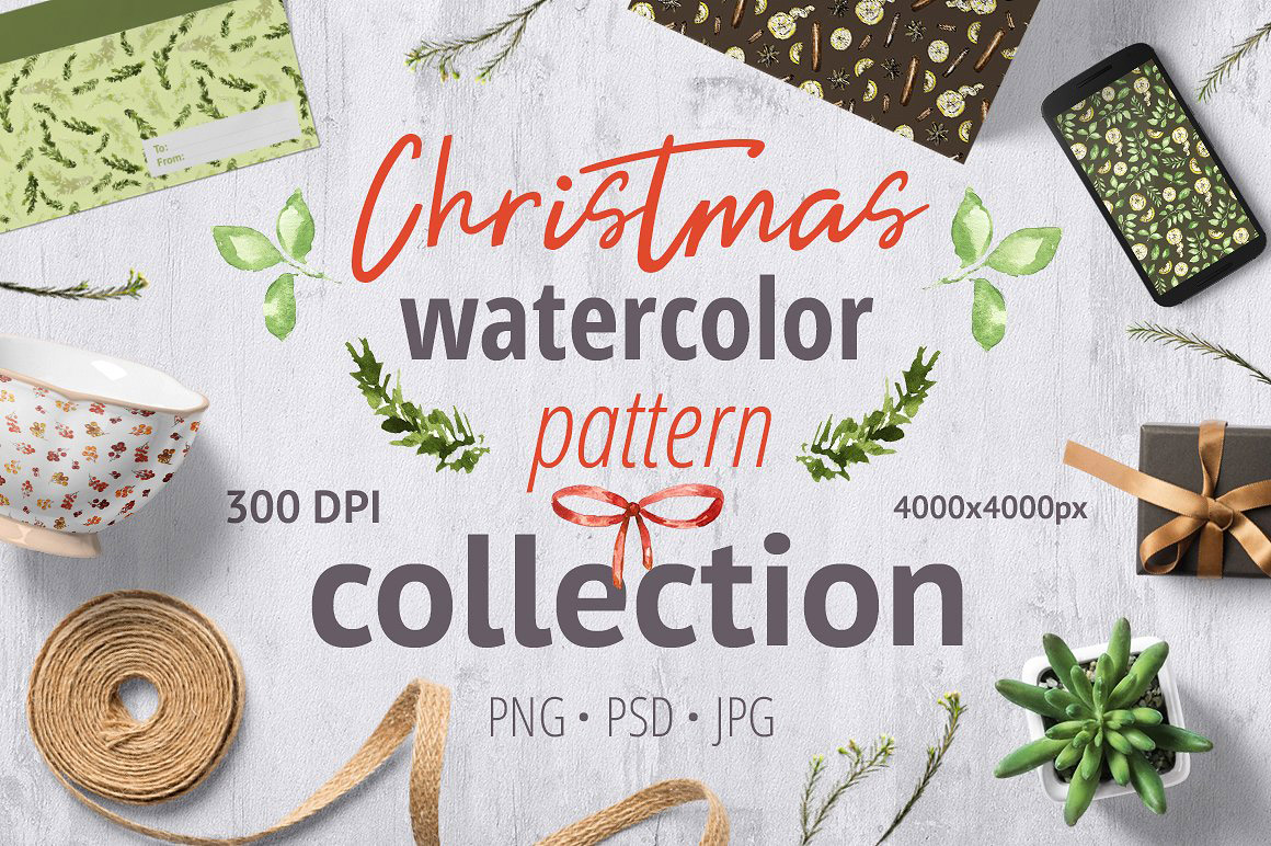 Christmas-pattern-collection1