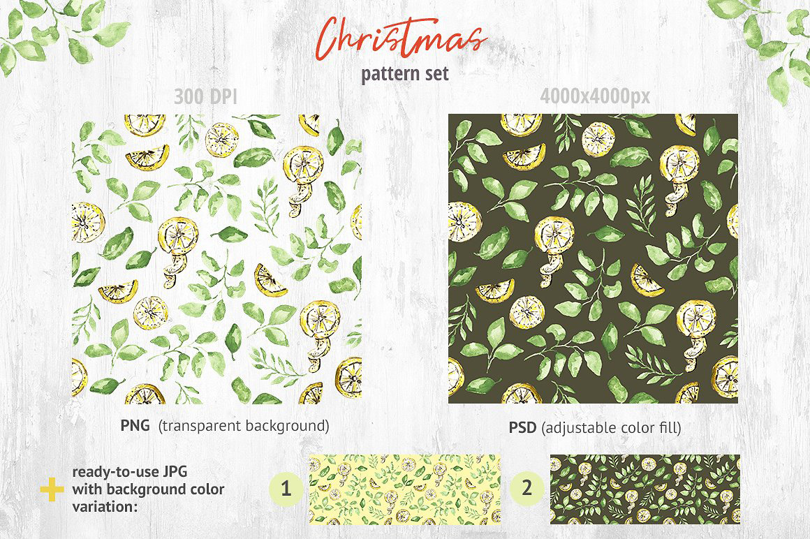 Christmas-pattern-collection3