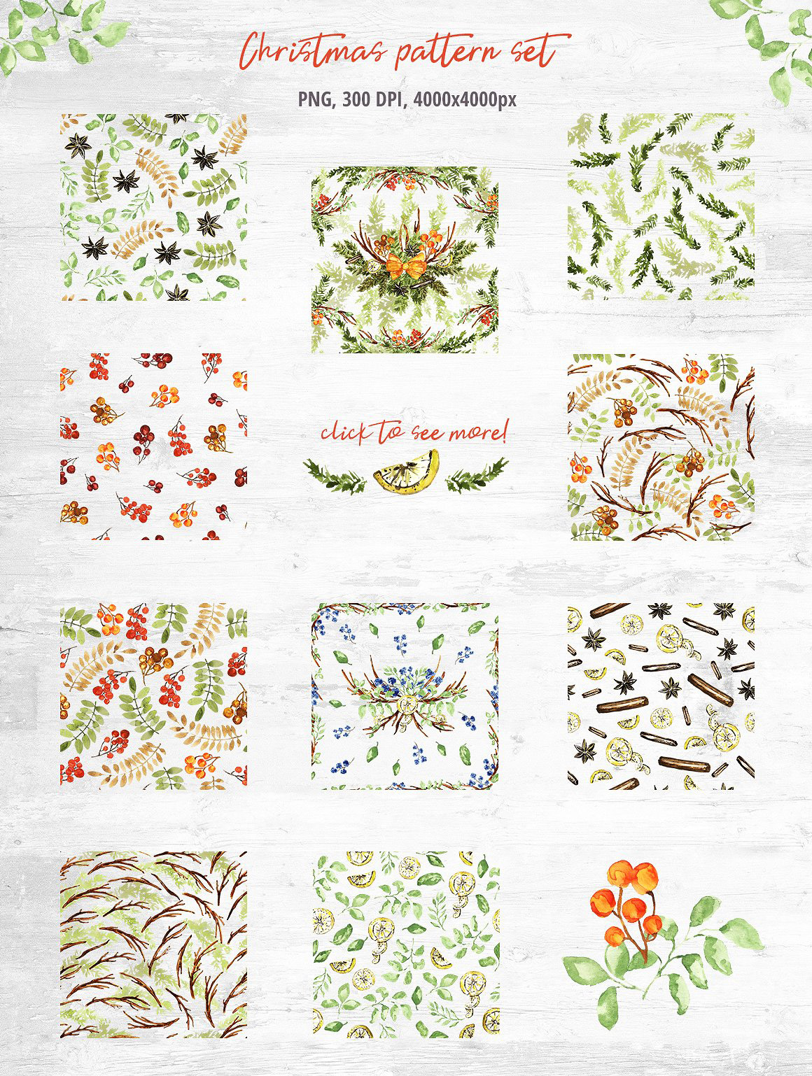 Christmas-pattern-collection5