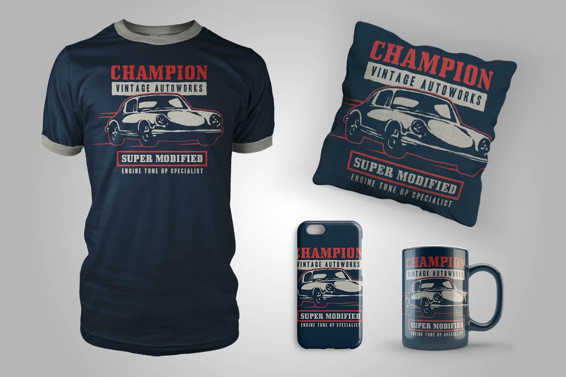 Classic Race Champion