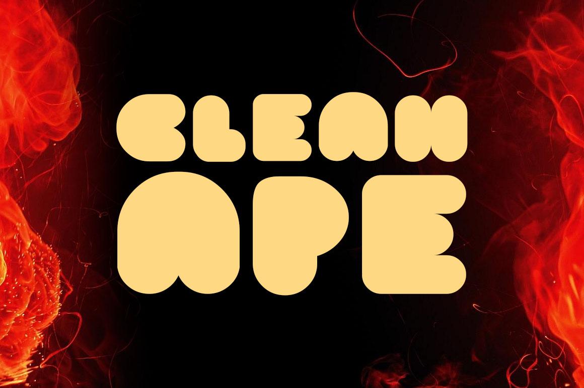 CleanApe1