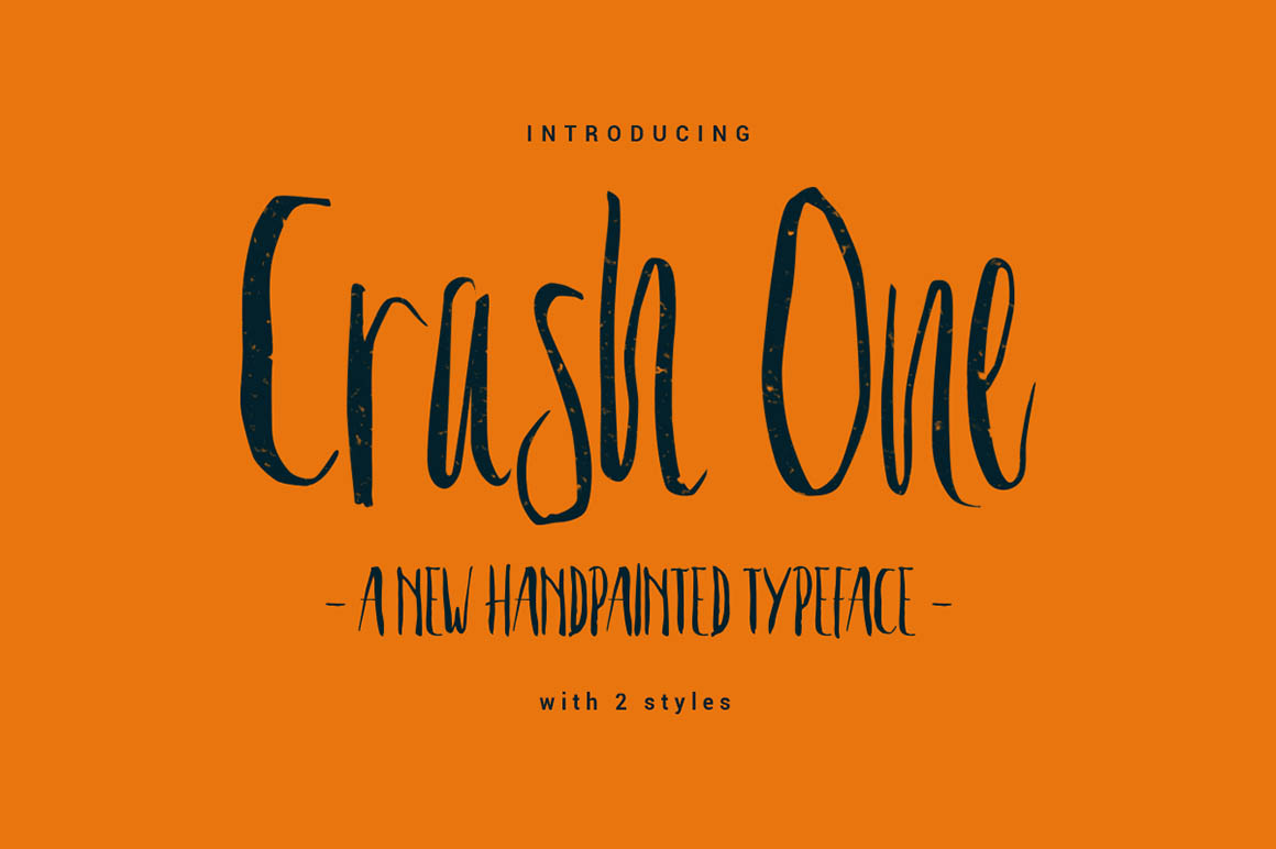 Crash-One-Two-Free-Font-1