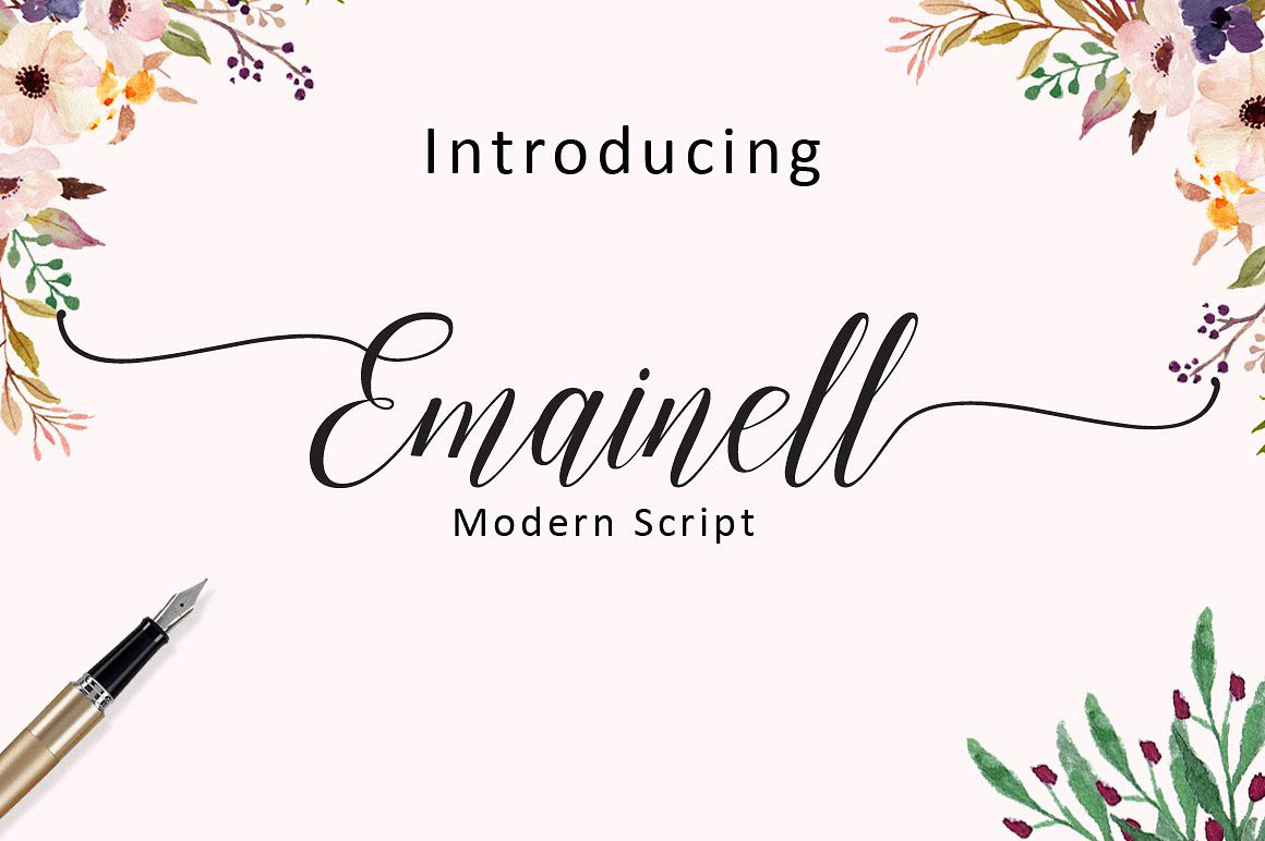 Emainell Script 1