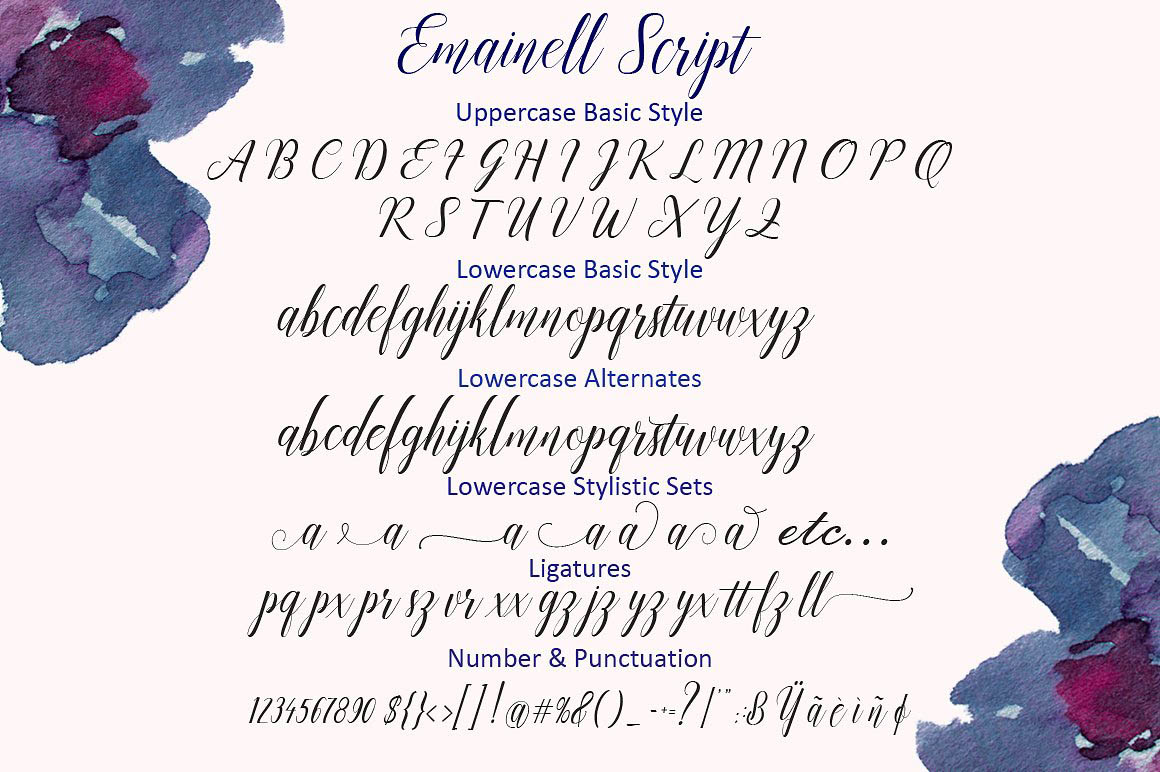 Emainell Script 3
