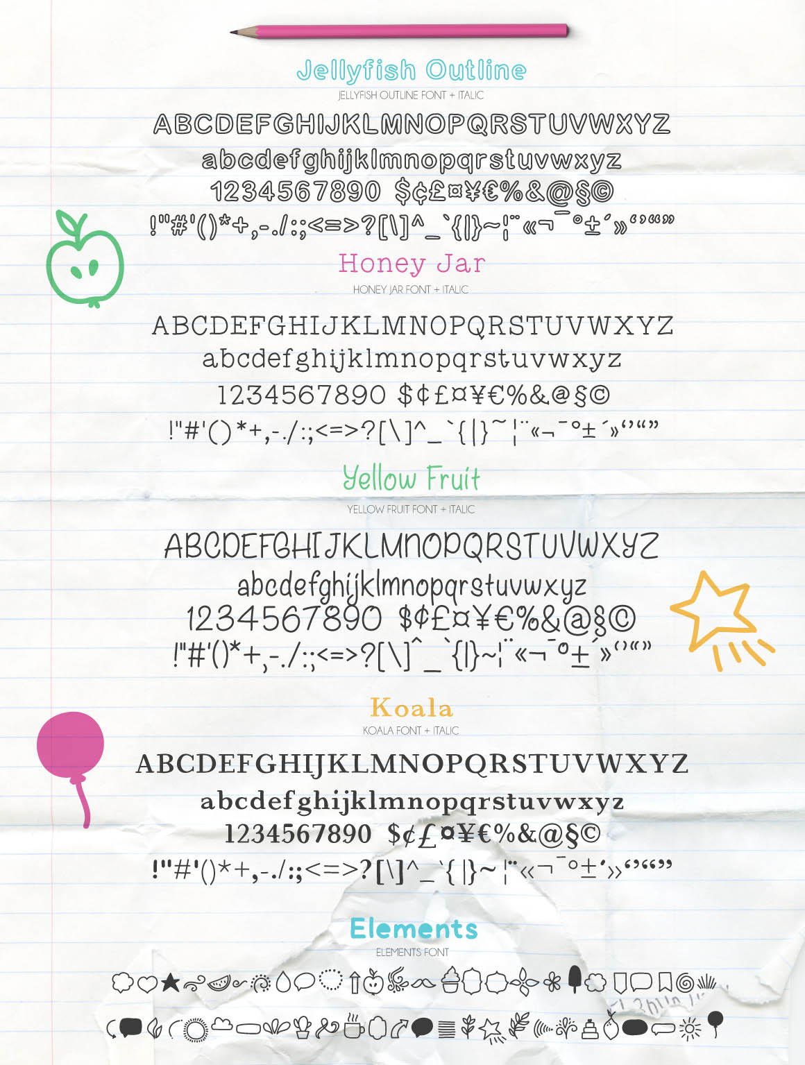 FONTYTOTTY_FONT_COLLECTION5