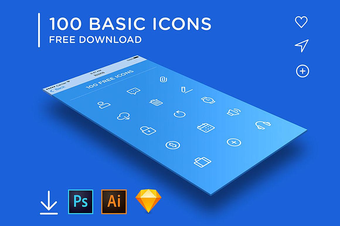 FREE100icons