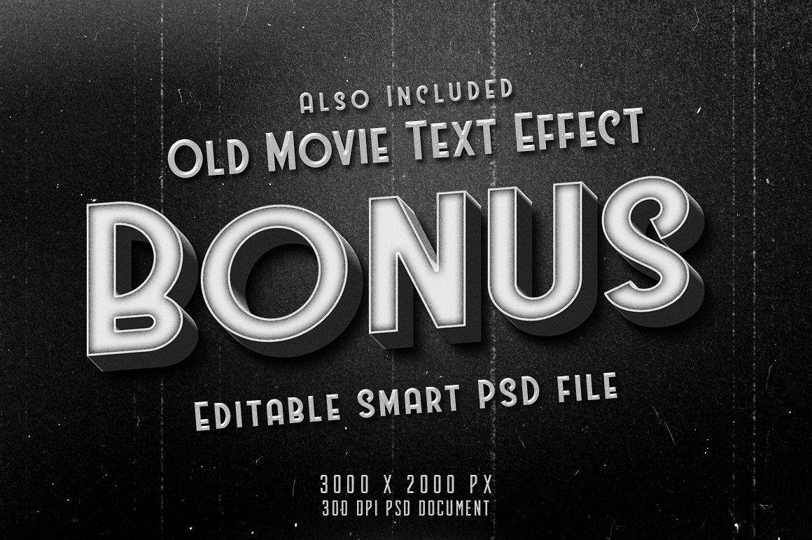Film Dust grunge textures 7