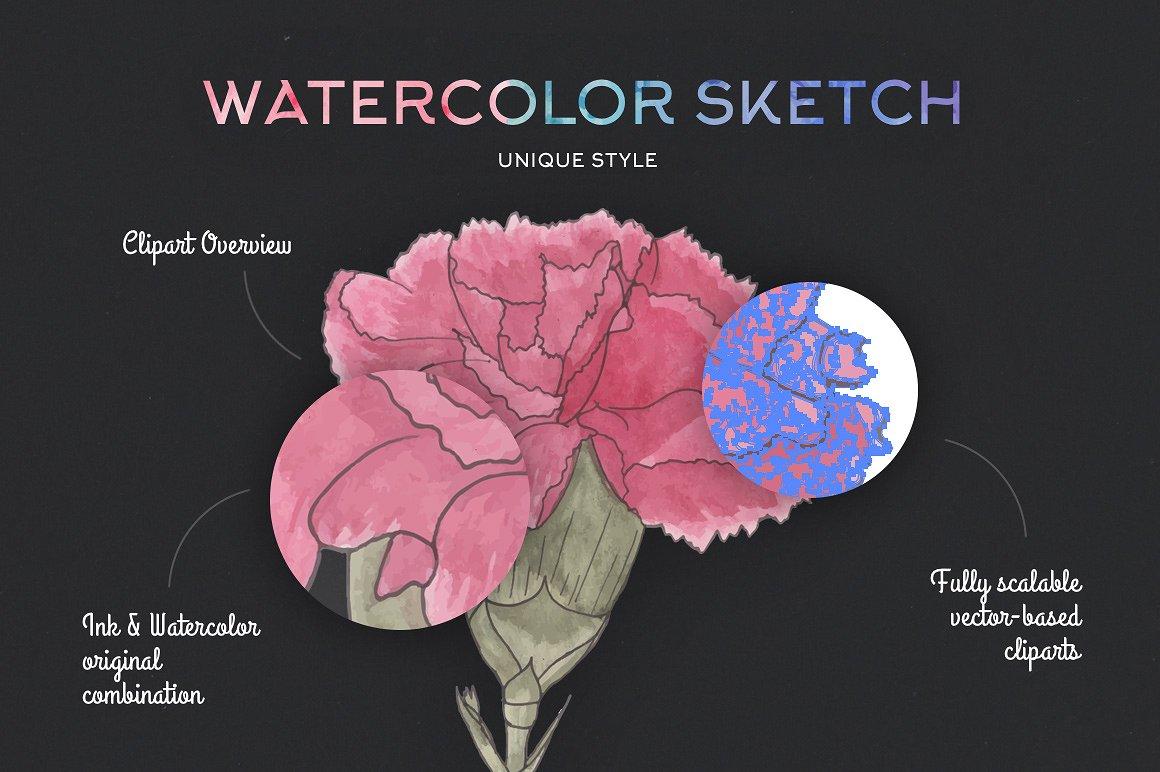 FlorArt Watercolor Kit2