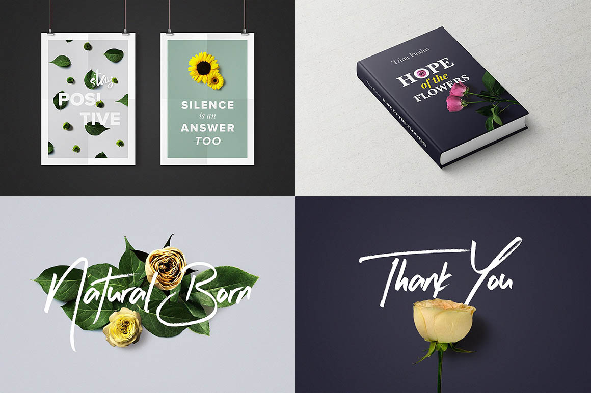 Flower Boom Graphic Pack2