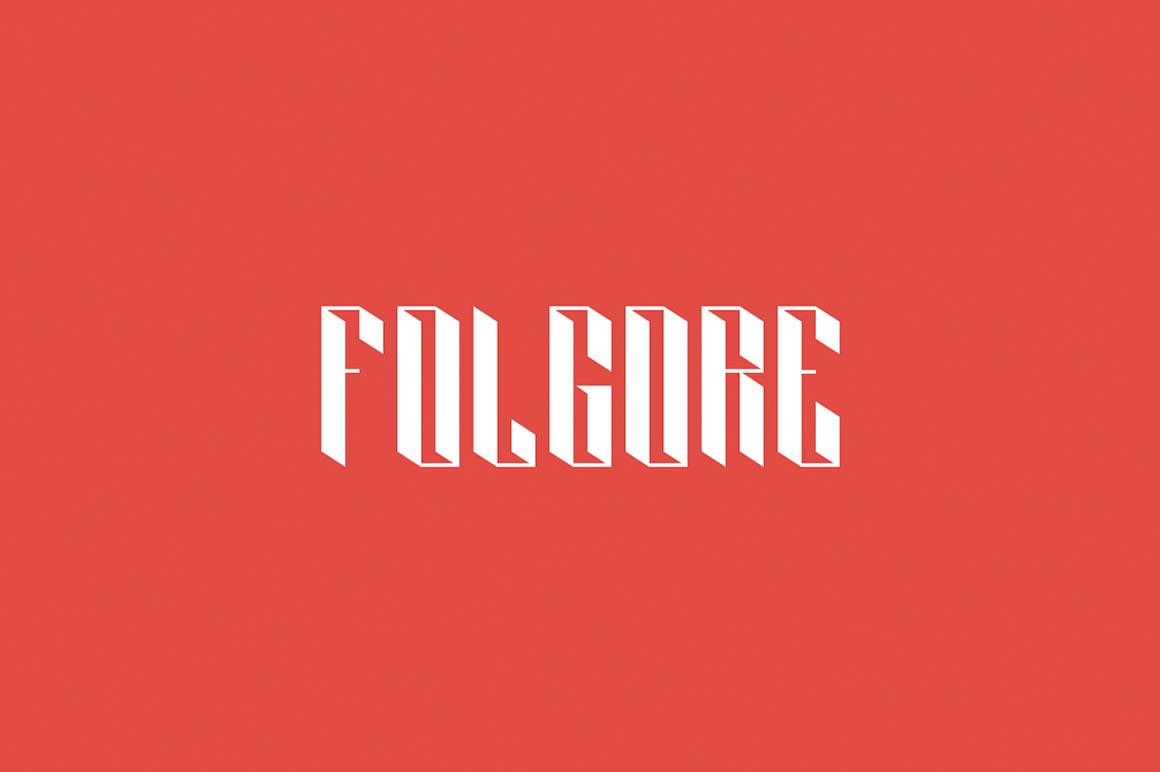 Folgore-free-font-1