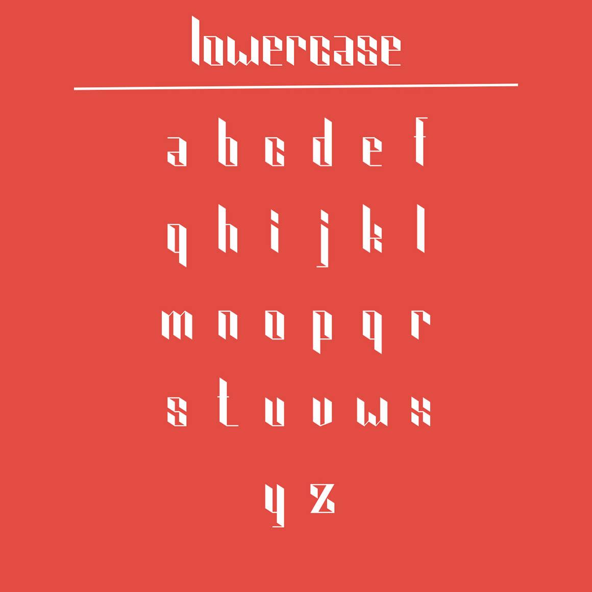 Folgore-free-font-3