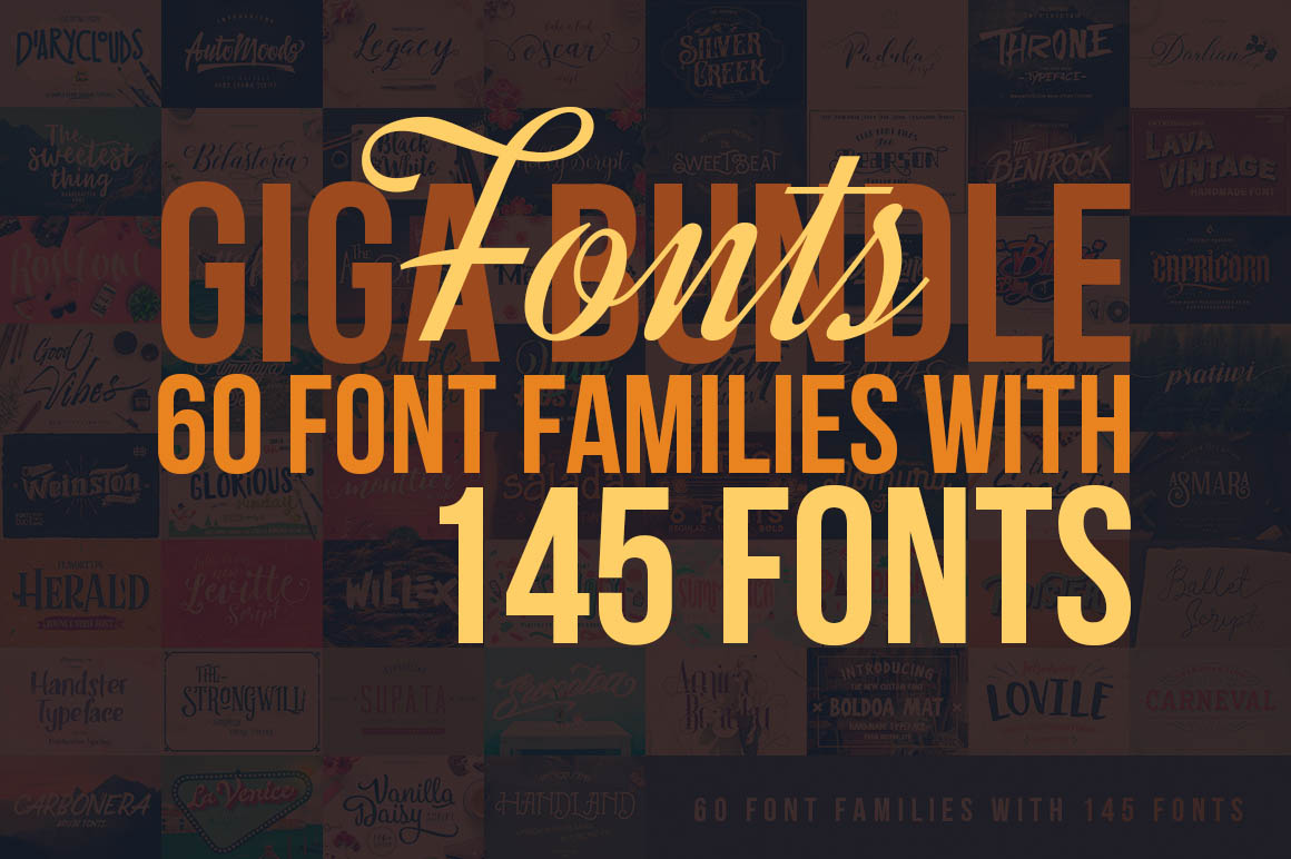 FontsGigaBundle60fonts1
