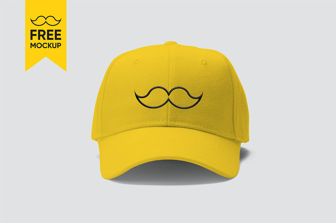 Free-Cap-Mockup