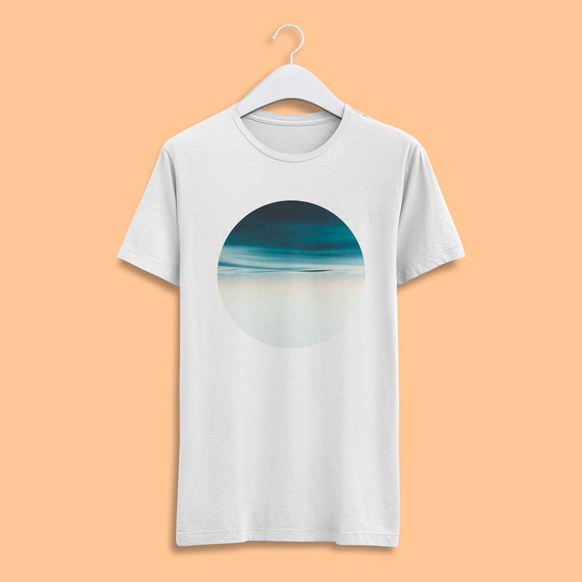 Free T shirt Mockup Front 2