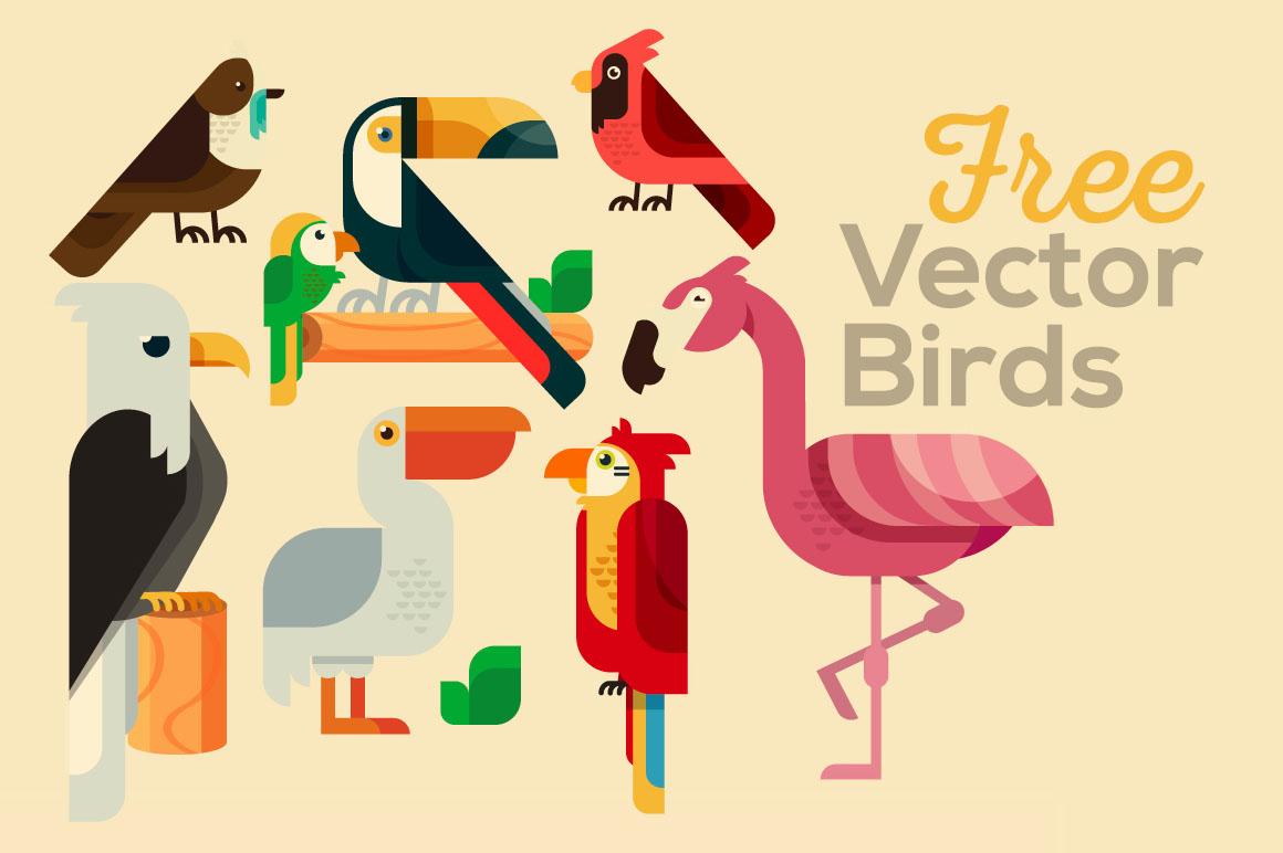 Free-Vector-Bird-Illustrations-1