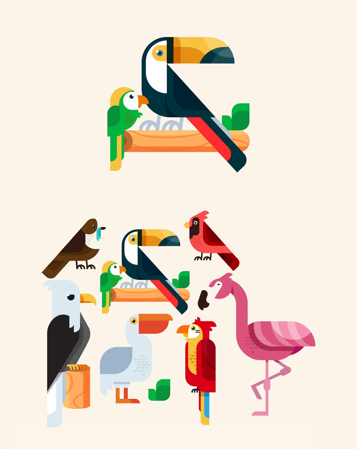 Free-Vector-Bird-Illustrations-2