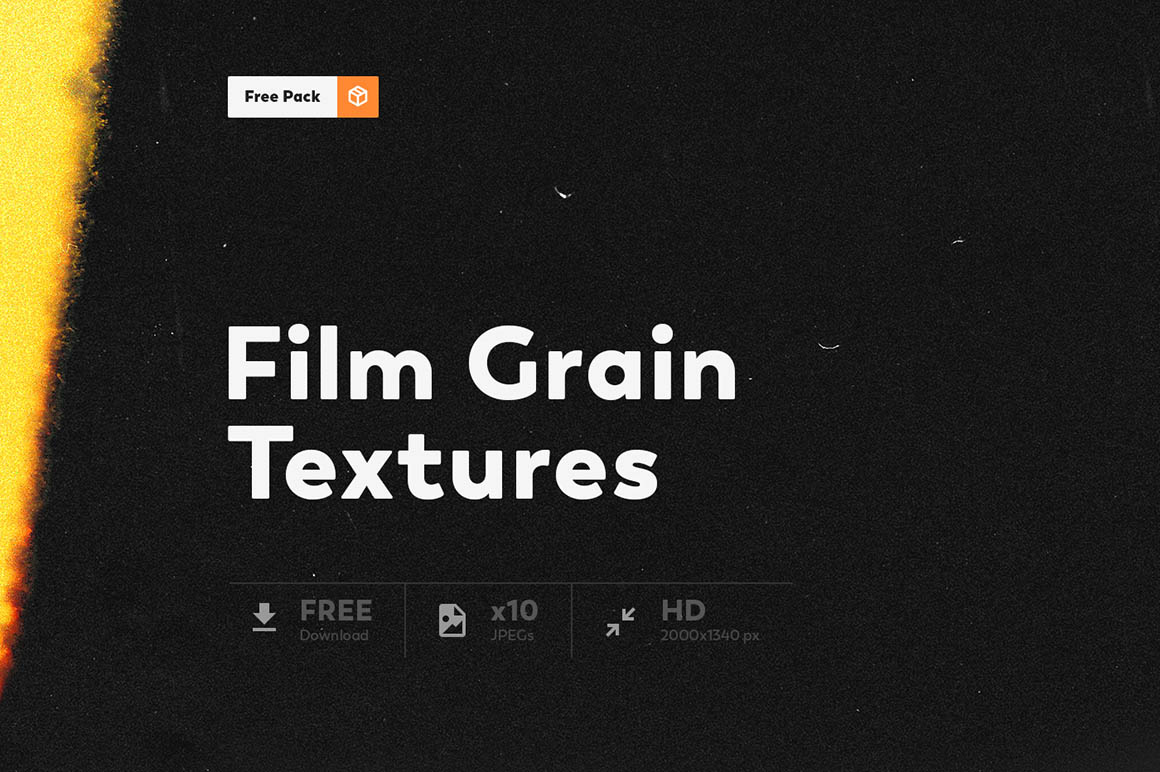 free film grain texture pack_1