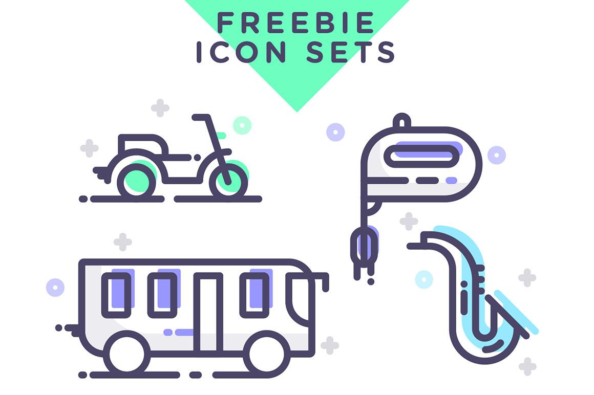 FreeAssortedVectorIcons1