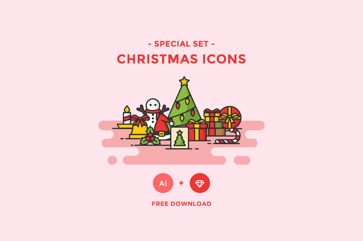 Free Christmas Icon Pack Dealjumbo Com Discounted