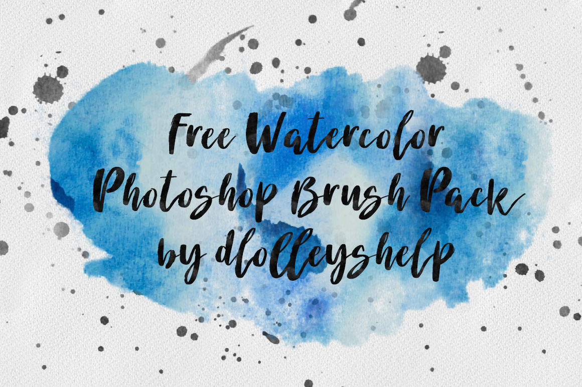 FreeWatercolorBrushPack1