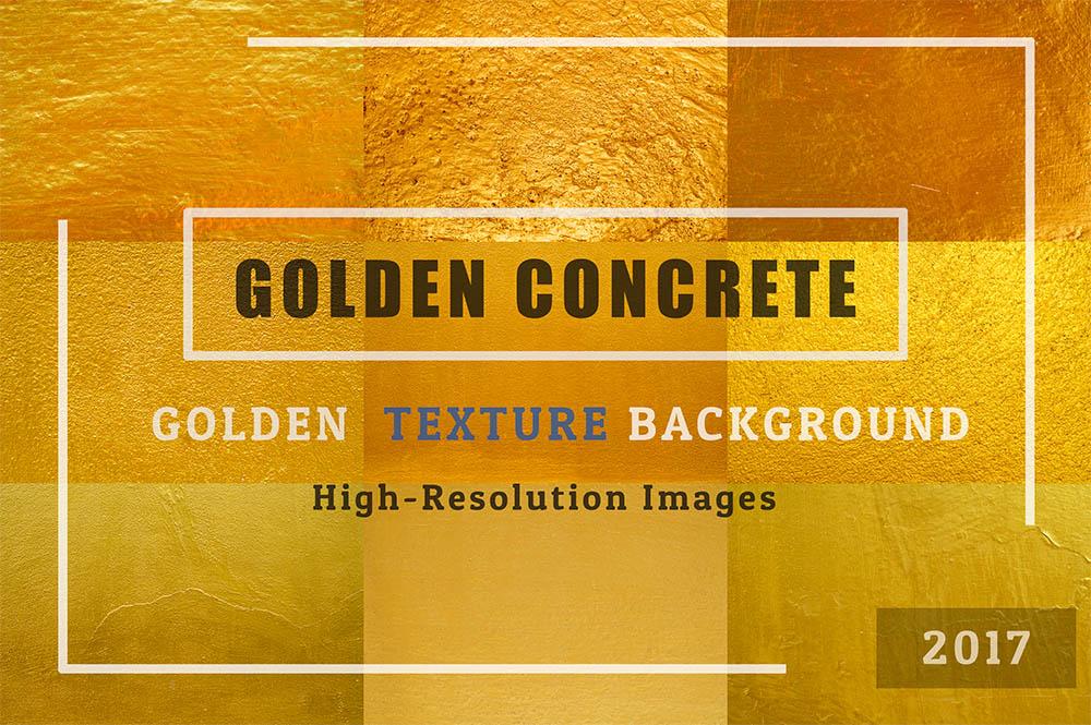GOLDEN-CONCRETE-of-50-Golden-Textures-Background-Set-01