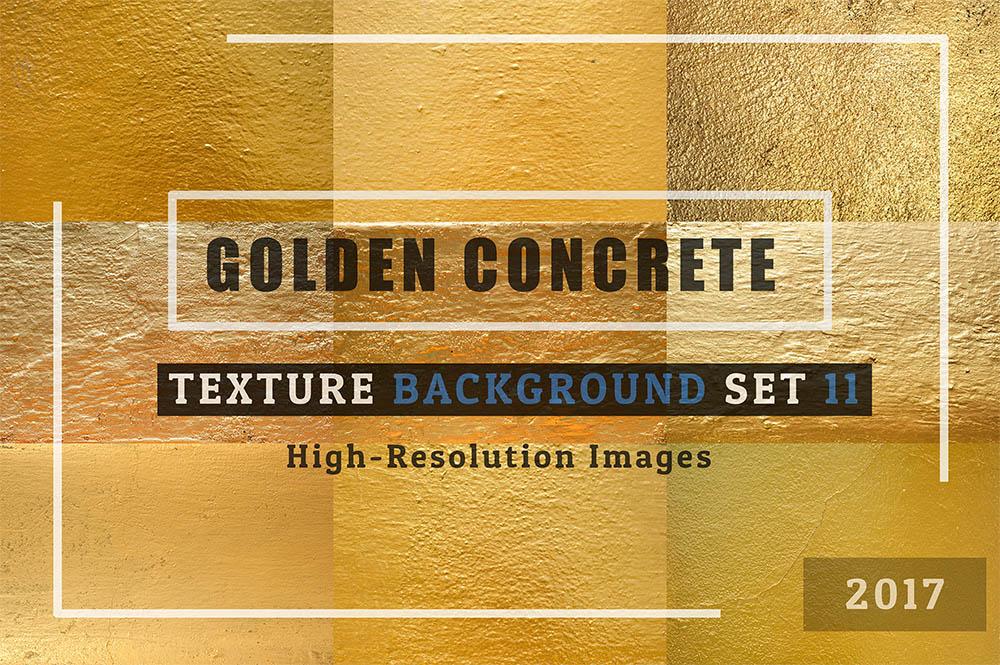 GOLDEN-CONCRETE-of-80-Textures-Background-Set-11