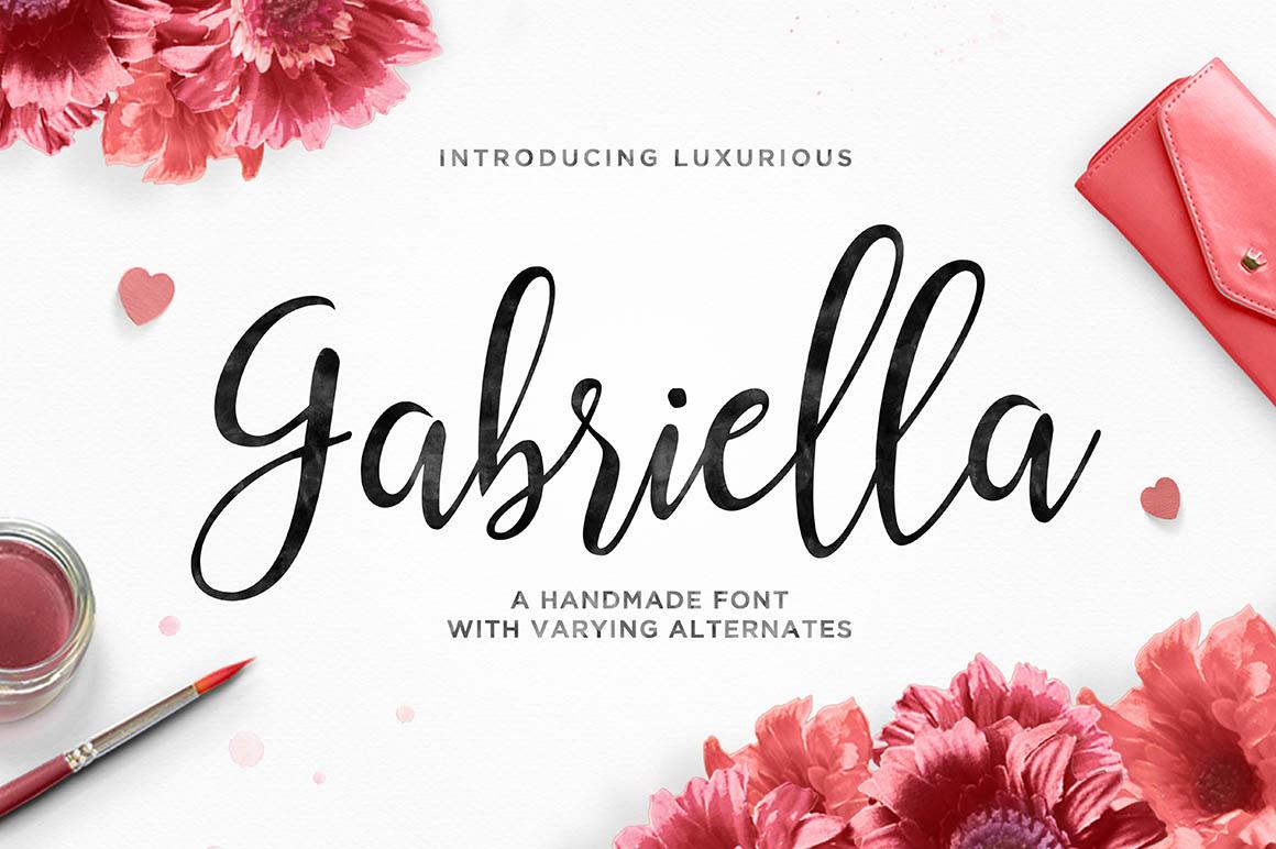 Gabriella Script 1