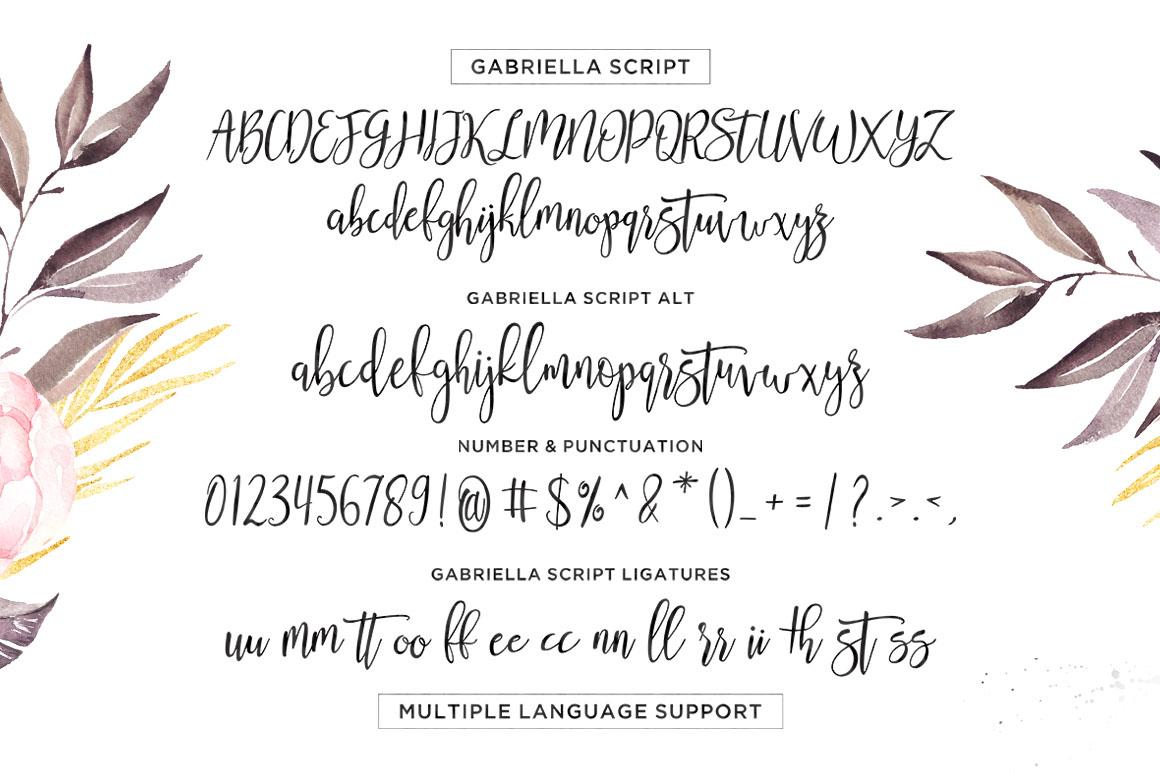 Gabriella Script 2