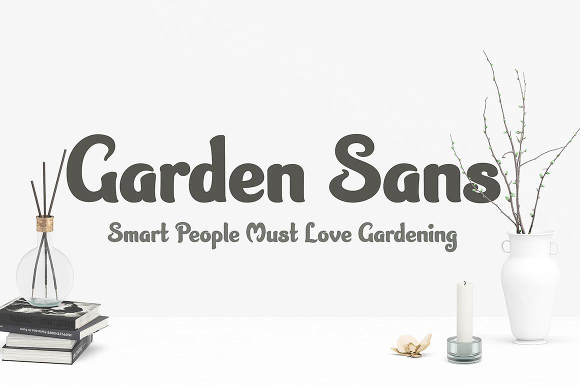GardenSans1