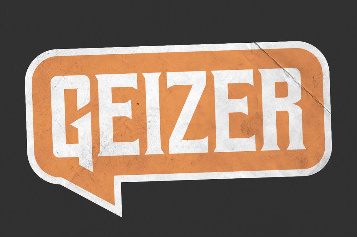 Geizer-free-font-1