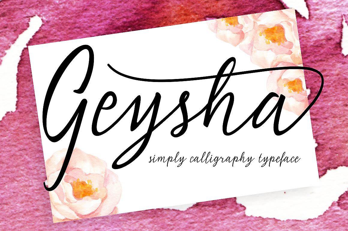 Geysha1