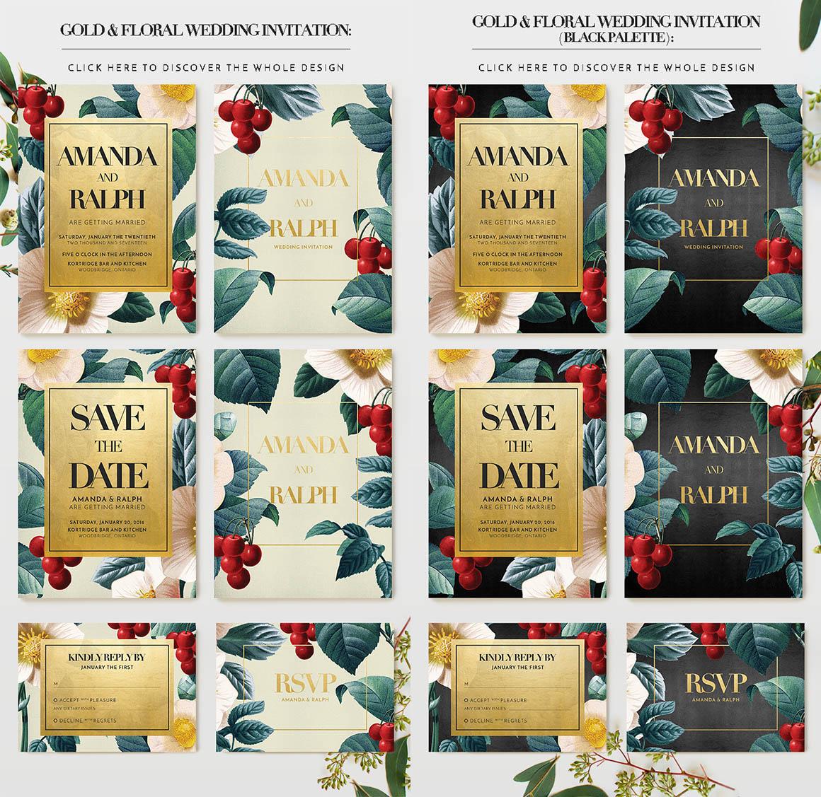 gold-floral-wedding-invitation-5