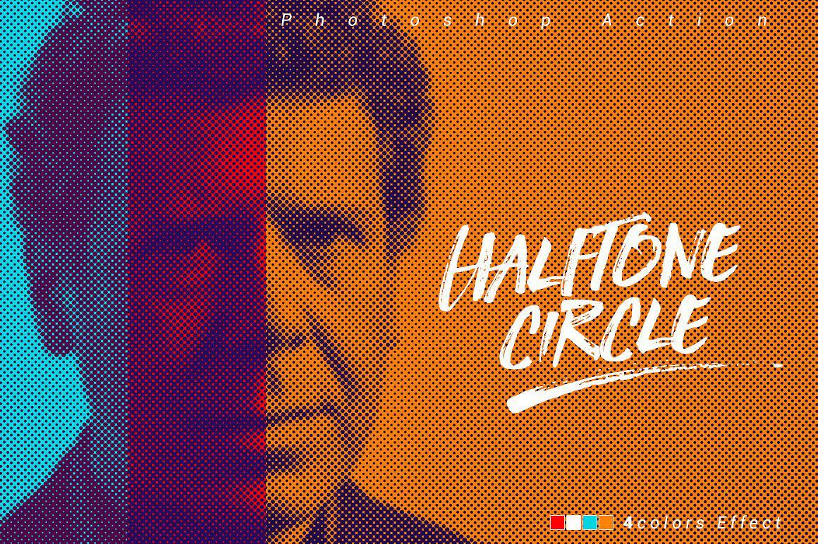 HalftoneCircle1