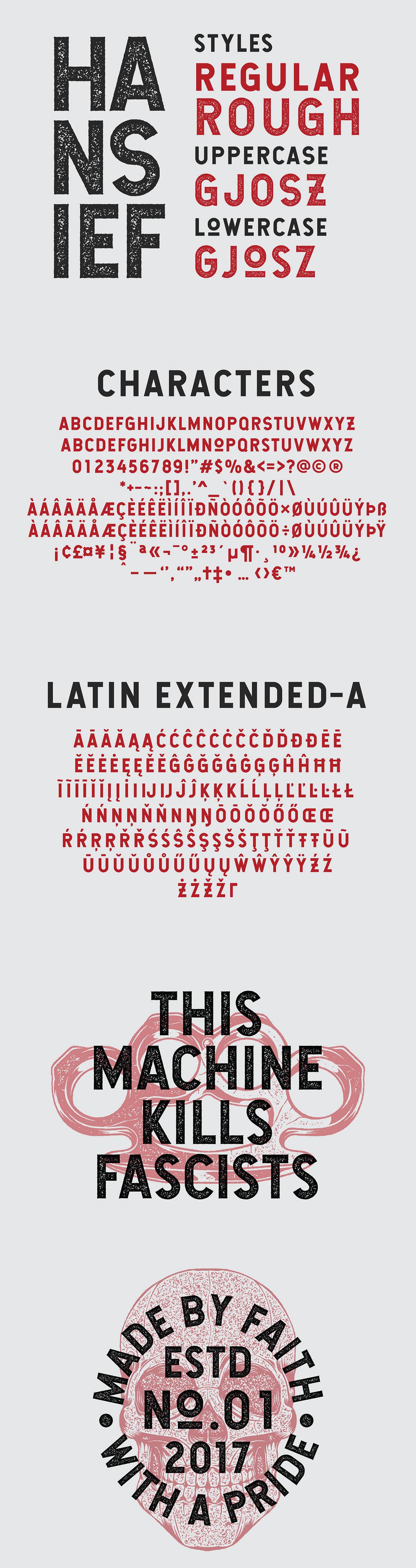 Hansief-free-font-2