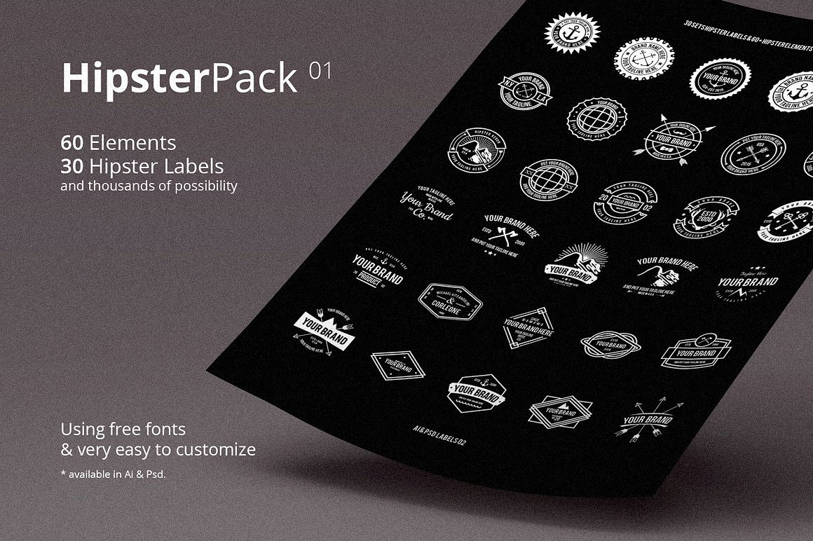 HipsterPack01a
