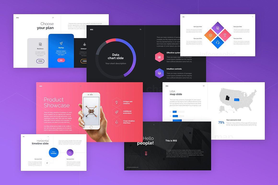 Iris free keynote powerpoint template dealjumbo discounted irisfreekeynotepowerpointtemplate2 irisfreekeynotepowerpointtemplate3 toneelgroepblik Image collections
