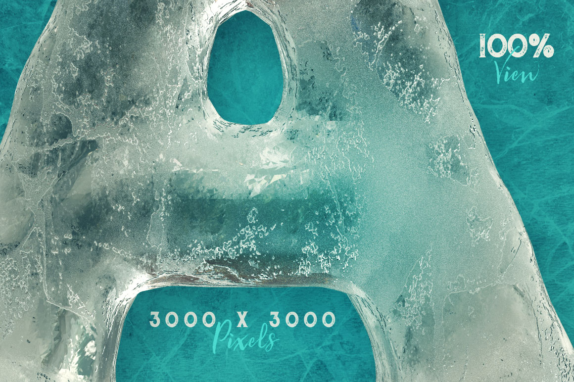 IceIceBaby3Dlettering3