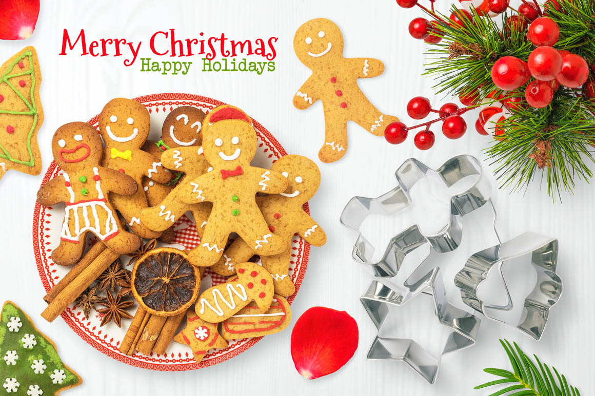 Isolated Christmas Objects 01