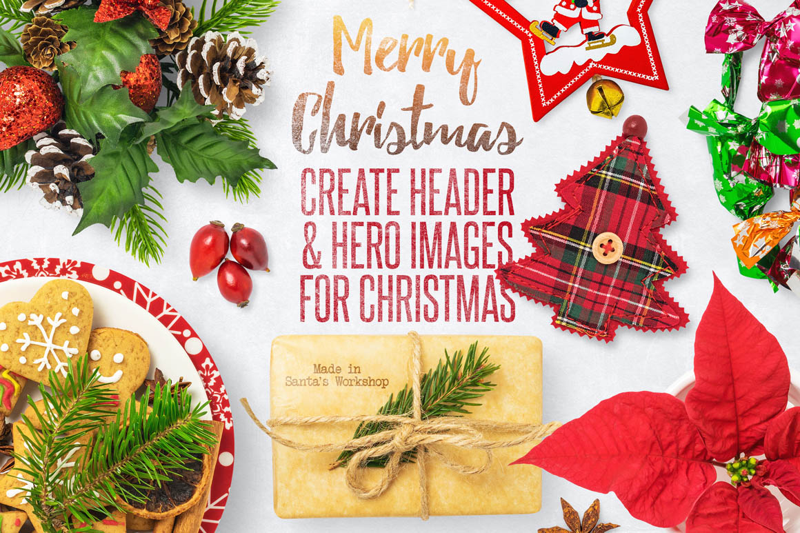 Isolated Christmas Objects 03