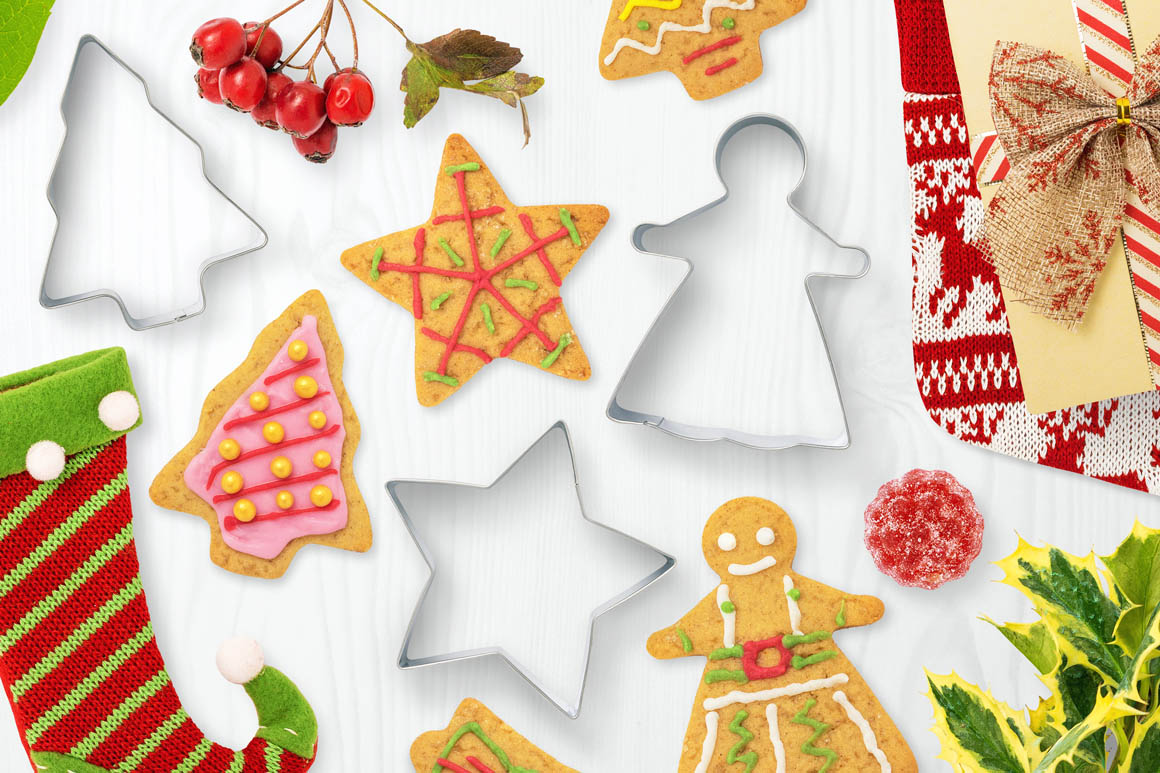 Isolated Christmas Objects 26